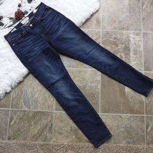 Lucky Brand Brooke Skinny Jeans Size 6 Ankle